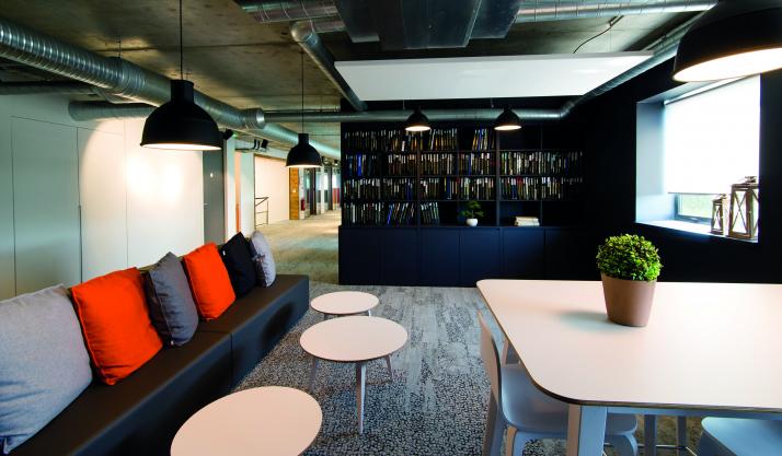 Inauguration patio Lab