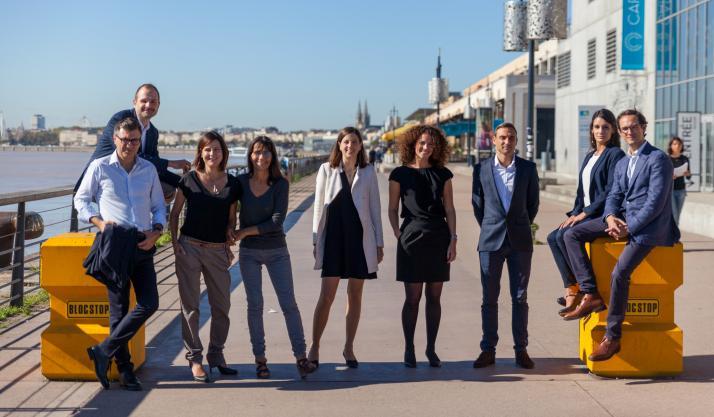 Equipe TGS France Avocats Bordeaux
