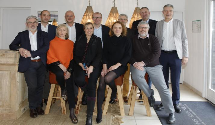 BRM Avocats, Trigone Conseil, TGS France